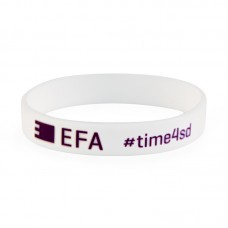 EFA bracelet #time4sd