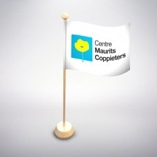 Centre-Maurits-Coppieters deskflag